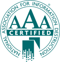 National Association for Information Destruction | AAA Certified